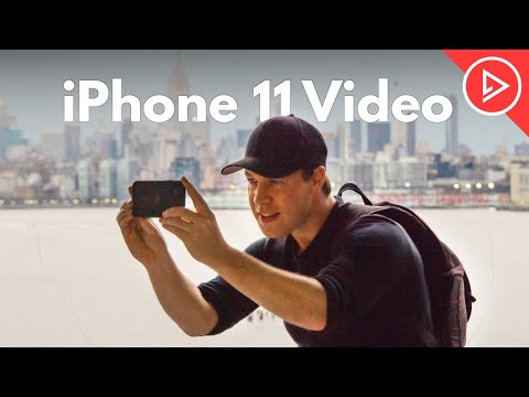 IPhone 11 Videography In New York | Smooth Handheld Video Test
