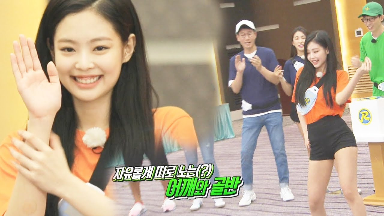 Full Engsub] BLACKPINK's JENNIE & JISOO on Running Man ep