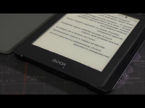 Обзор Электронной Книги Onyx Boox Livingstone: Сотни Книг в формате Блокнота