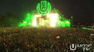 Hardwell - Live at Ultra Music Festival 2013