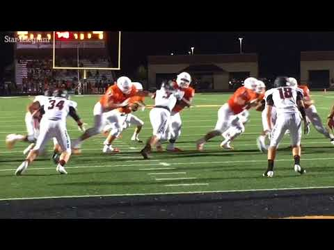 Aledo controls Colleyville Heritage