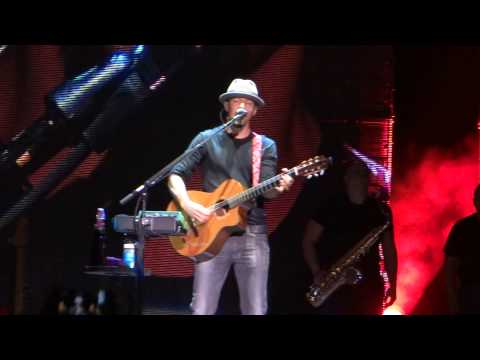 Intro - Everything Is Sound - Jason Mraz - Tour Is A Four Letter Word 2012 - Greek Theatre