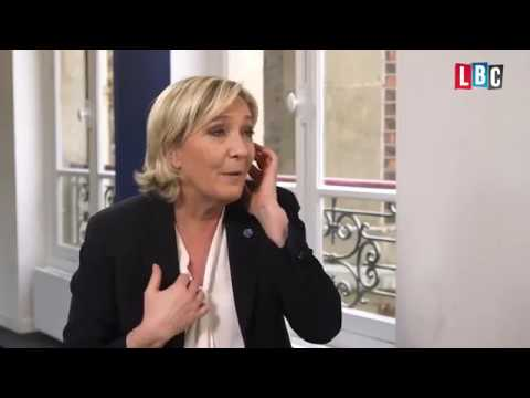 Special Interview UKIP Nigel Farage with Marine Le Pen
