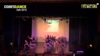 Bezubaan - Shiamak Confidance Show - Delhi 2013