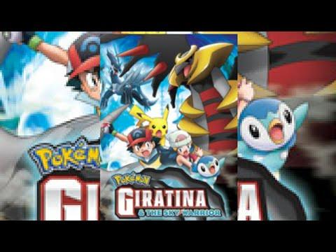 Pokemon Movie Giratina And The Sky Warrior 2008 Tamil Youtube