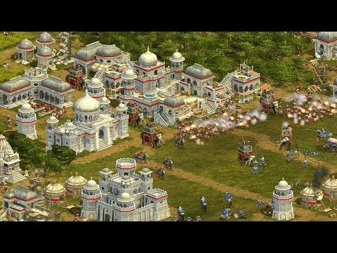 Rise of Nations: Extended Edition - Gameplay (PC/UHD)