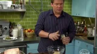 How to Make Tyler's Horseradish-Crusted Prime Rib | Food Network