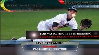 Atlanta vs. Washington |Baseball -July, 22 (2018) Live Stream