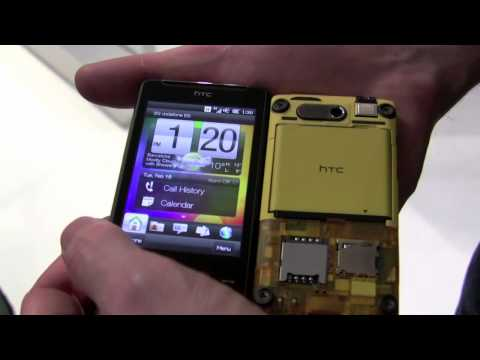 htc HD Mini @ insomnia.gr