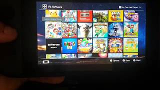 What's on my hacked Nintendo Switch?