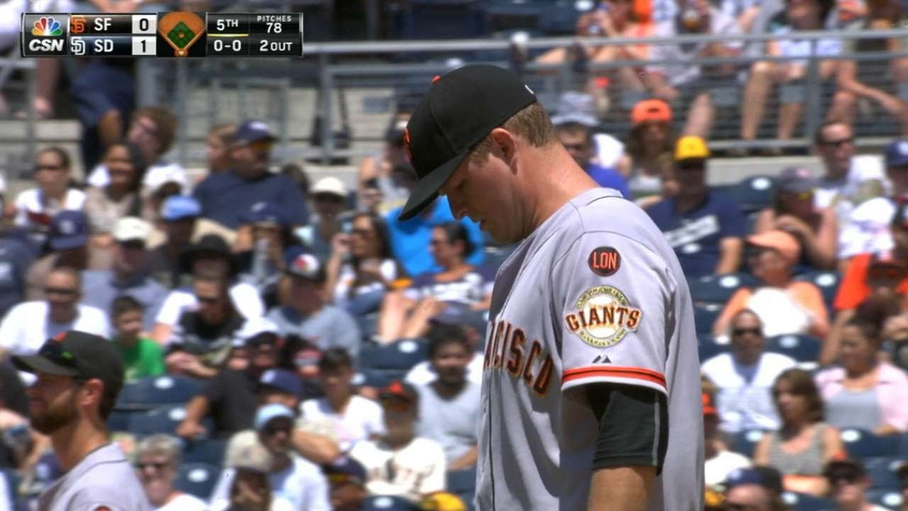 Giants' Matt Cain announces he expects to retire after Saturday start