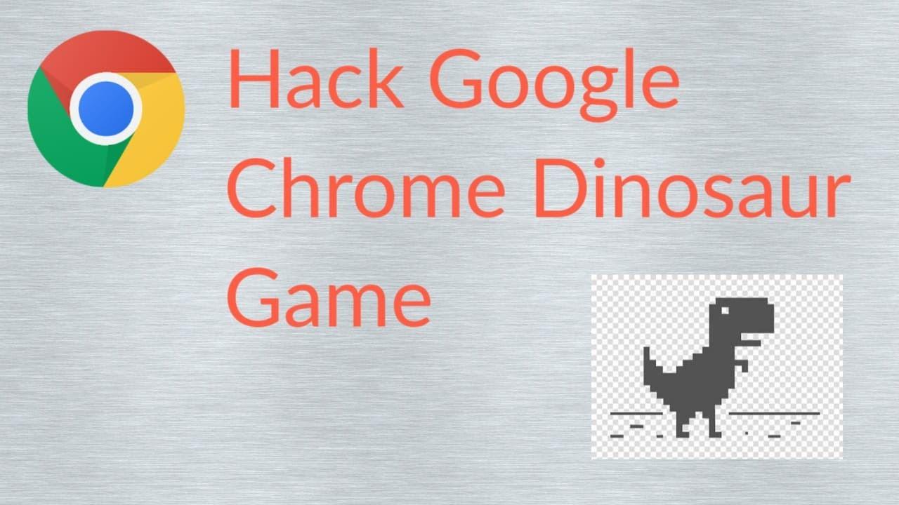Hack Google Chrome Dinosaur Game