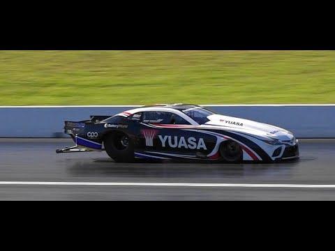 World S Fastest Sports Compact Car Rod Harvey Racing 2jz Pro Mod Camry 5 72 256 Mph
