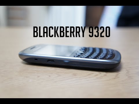 Blackberry 9320 Review
