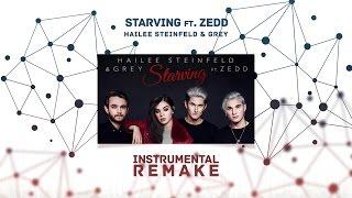 Hailee Steinfeld & Grey - Starving ft. Zedd (Aldy Waani Instrumental Remake)