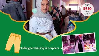 Eid Clothes Appeal 2018 - Syrian Children