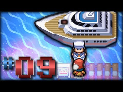Pokemon Light Platinum | Part 9: Setting Sail!