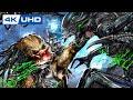 ALIENS VS PREDATOR 3 Pelicula Completa en Español 4K | Historia Ordenada Cronológicamente (Juego)