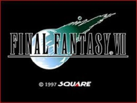 Final Fantasy 7 easy way to lvl up your materia
