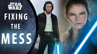 Fixing the MESS that is The Force Awakens