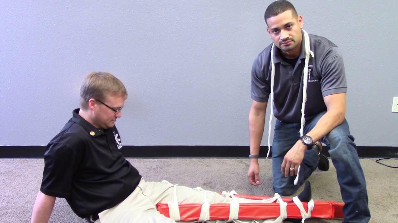 Long Bone Immobilization Youtube