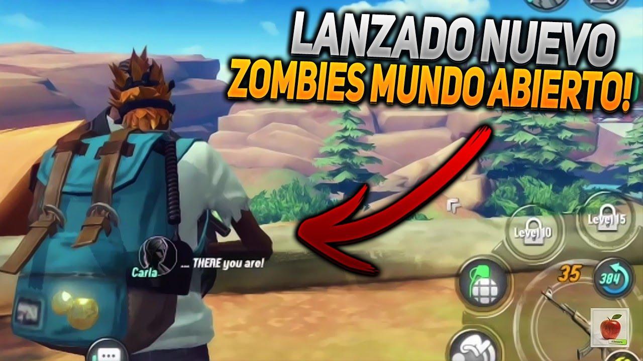 Ya Salio Nuevo Juego Zombies Mundo Abierto Gameloft En Ios Cuando