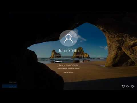 How To Disable Windows 10 Login Password And Lock Screen