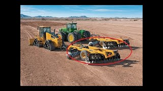 World Amazing Modern Agriculture Equipment and Mega Machines Tractor, Harvester, Loader, Truck