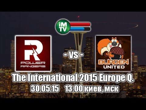 PR vs BU, TI5 Europe Qualifier, Game 1