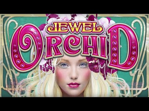 Jewel Orchid Slot - BIG WIN SESSION & BONUSES!