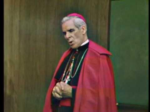 Bishop Fulton Sheen on False Compassion(Part I)
