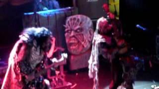 Lordi - Discoevil (Prague - 18.11.2010)