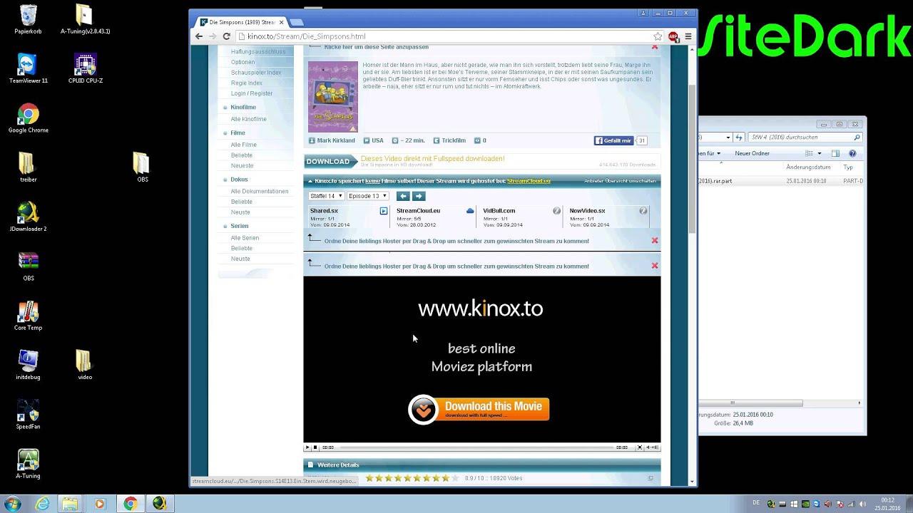 jdownloader kinox to