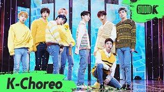 [K-Choreo 6K] 펜타곤 직캠 '빗물 샤워(Shower Of Rain)' (PENTAGON Choreography) l @MusicBank 200313