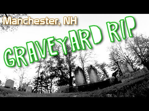 Graveyard Freestyle Drone RIP, Manchester NH