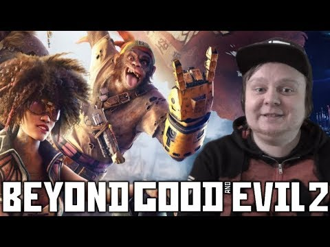 BEYOND GOOD & EVIL 2 - самая ожидаемая игра 2019 года