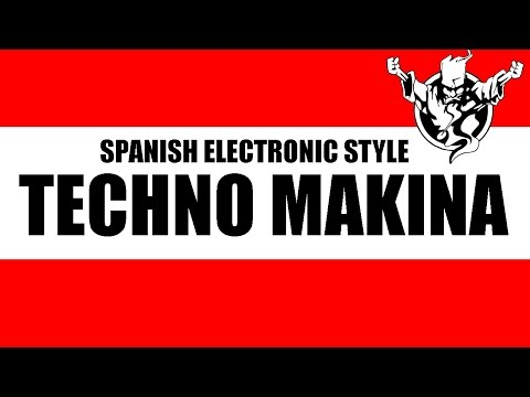 Makina Music 2017 Old Music - Mixed (Pont Aeri, Xque, Hardcore, Newstyle, Hard dance)