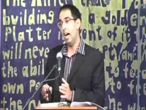 Identifying Jesus: Is he Man or both man & God? ( Yusuf's Opening Statement - 2 of 4 )