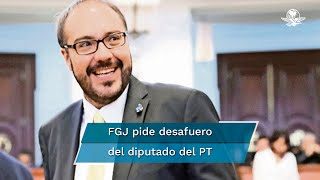 La fiscal capitalina, Ernestina Godoy, señaló que a Mauricio Toledo se le encontraron varias propiedades