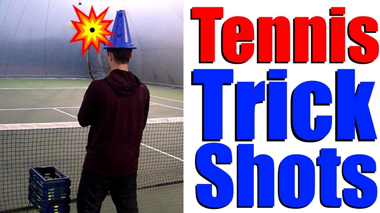 Tennis Trick Shots | Top Tennis Training
