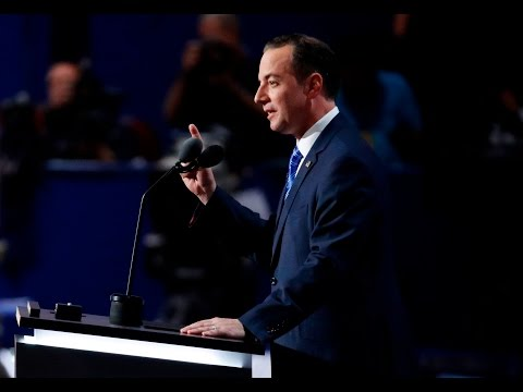 Watch RNC Chairman Reince Priebus' full speech at the 2016 Republican National Convention
