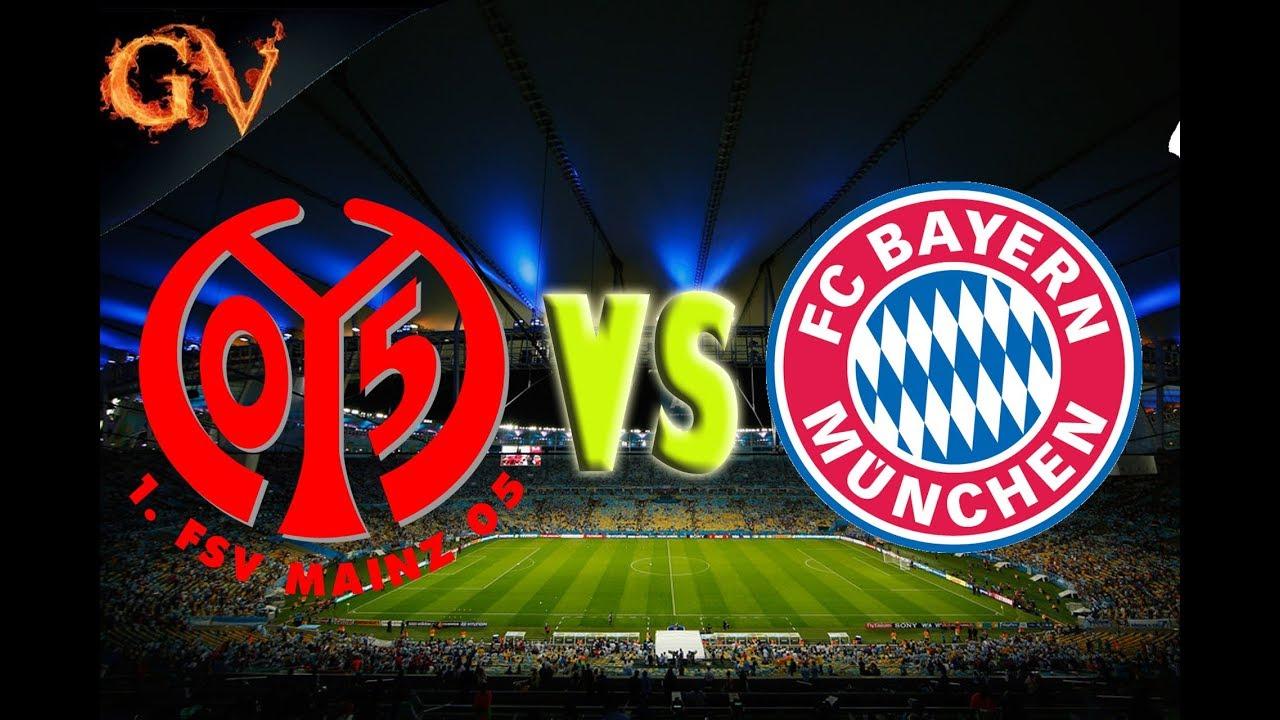 Mainz Vs Bayern