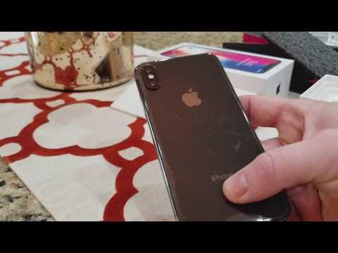 IPhone X Unboxing | Furnerology