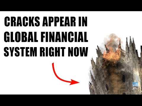 Destabilization in Global Financial System as CRISIS Becomes