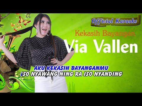 Kekasih Bayangan ~ Via Vallen   |   Official Karaoke _ Music Tanpa Vokal
