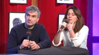 Anne Charrier et François Vincentelli au Festival de Luchon