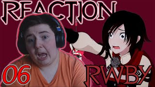 """RWBY Volume 6 - Chapter 6 """"Alone in the Woods"""" REACTION"""