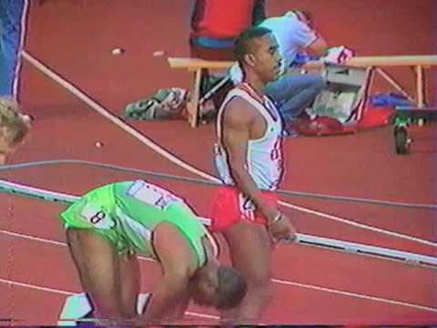 100M Ben Johnson - Carl Lewis - Calvin Smith - ZURICH 1986