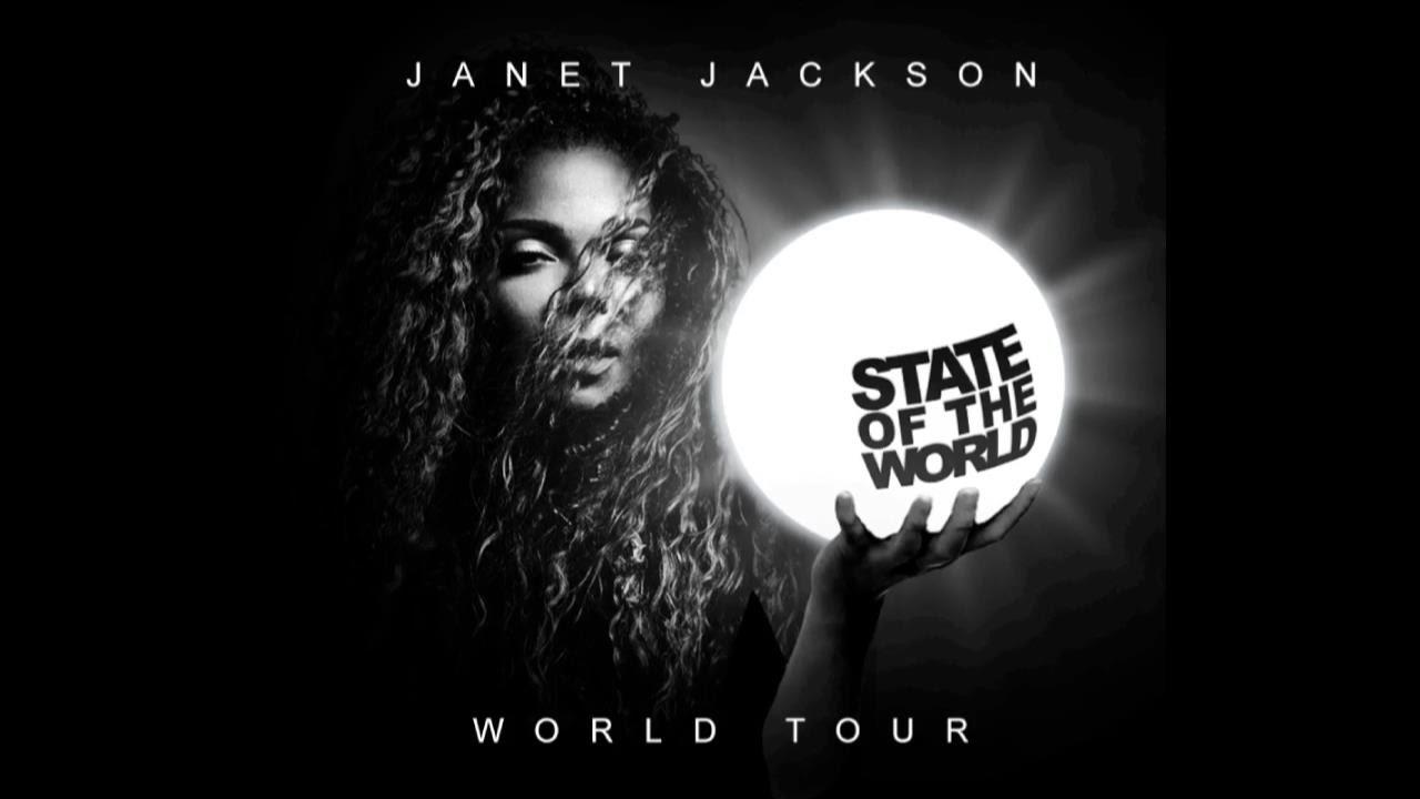 Janet Jackson  Tour Setlist