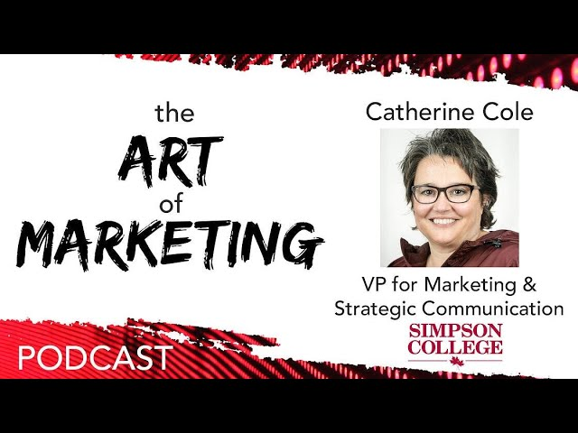 035: Selling the Value of a Private College Education w/ Cathy Cole